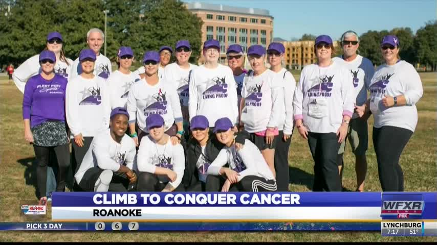 Climb to Conquer Cancer this Saturday_98104128