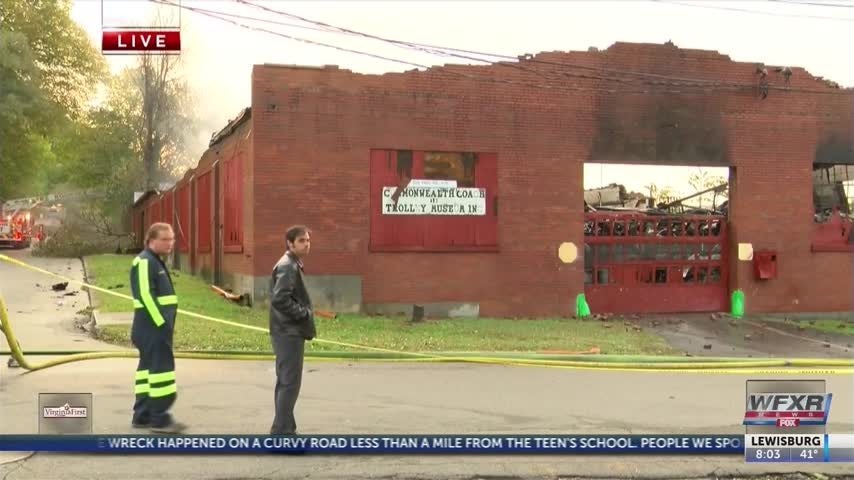 Fire officials investigate cause of fire in Roanoke_39493145