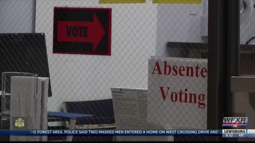 Last chance to cast an in-person absentee ballot on Saturday_95604852