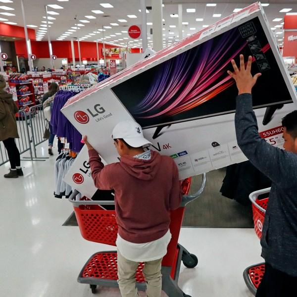 Major retailers offer sneak peek of best Black Friday discounts. (File photo)