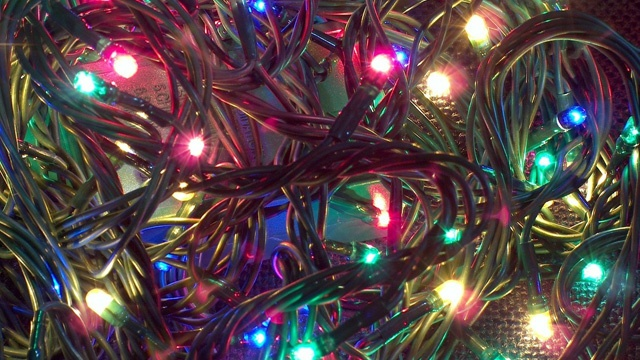 A Christmas tree lightens up a home with the holiday spirit. Unfortunately, a tree can also increase the risk of a house fire.
