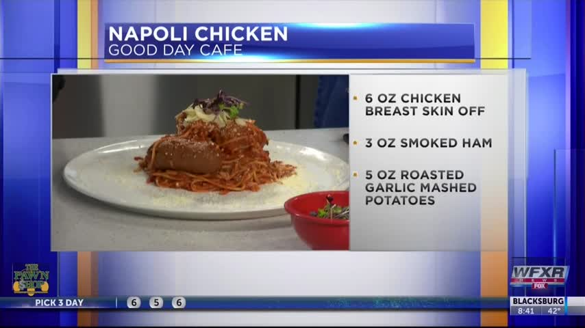 Recipe For December 5 Napoli Chicken And Sunday Sauce