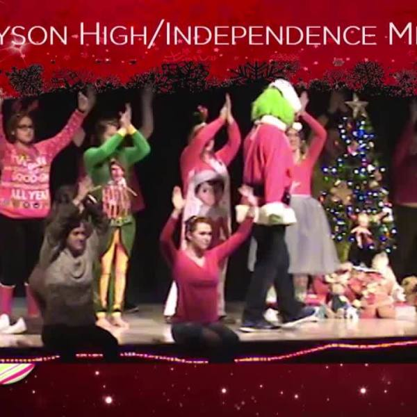 Sounds of the Season- Grayson High and Independence Middle School Choir