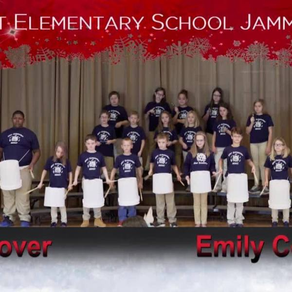 Sounds of the Season- Hurt Elementary School Jammers