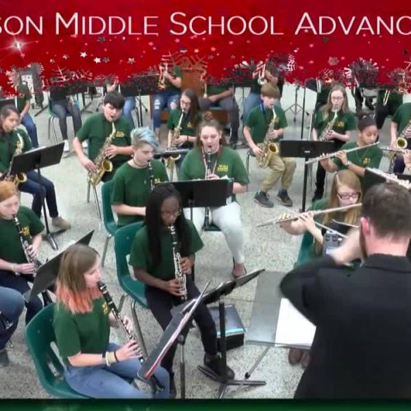 Sounds of the Season- Monelison Middle School Advanced Band