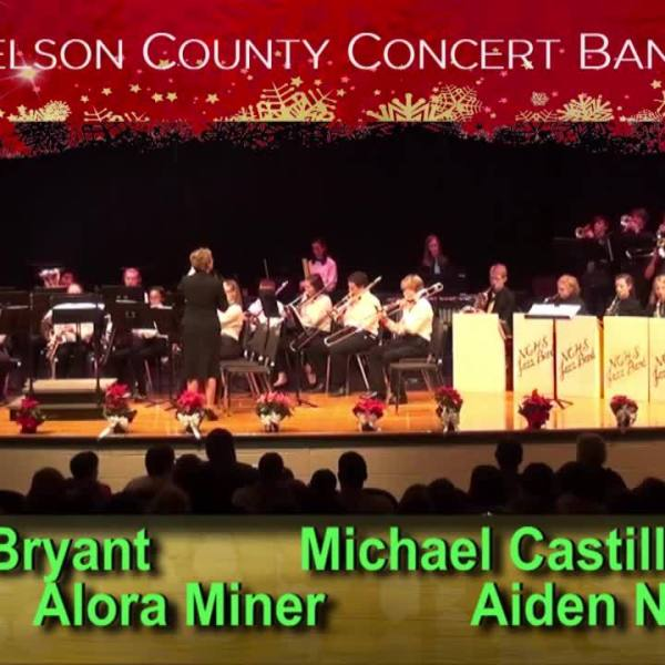 Sounds of the Season- Nelson County Concert Band