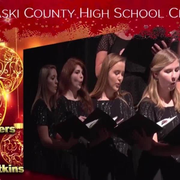 Sounds of the Season- Pulaski High School Choir