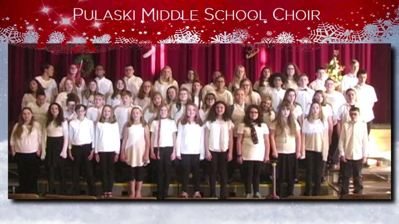 Sounds of the Season- Pulaski Middle School Choir