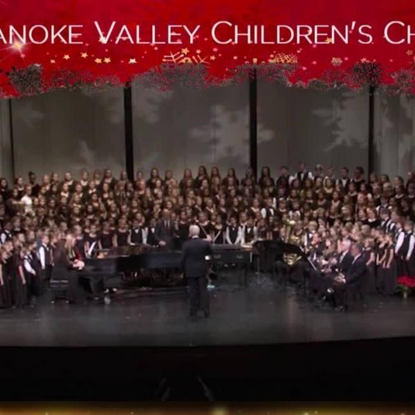 Sounds of the Season- Roanoke Valley Children's Choir 1