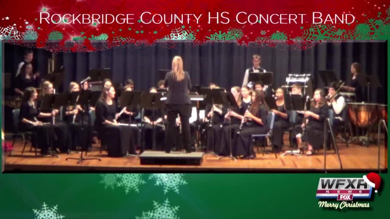 Sounds of the Season- Rockbridge County High School Concert Band