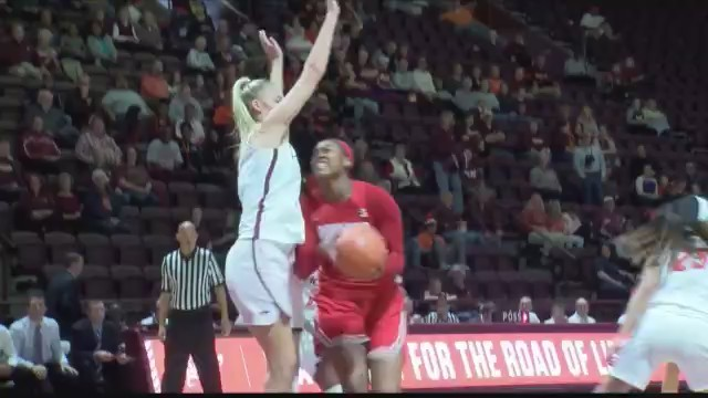 Radford Lady Highlanders basketball on a 7 game winning streak