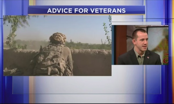 VIRGINIA AT WORK: Advice for veterans looking for a job