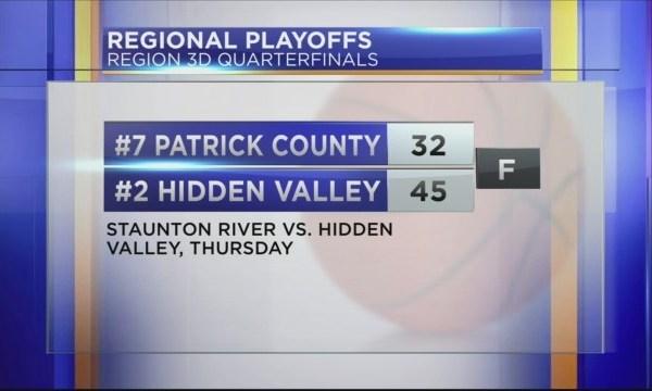 hidden valley vs patrick county