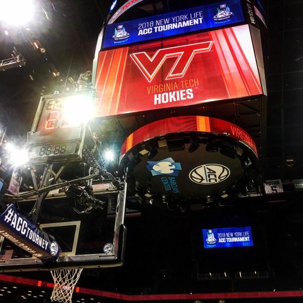 Hokies Basketball ACC Tournament