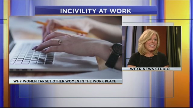 """Incivility At Work: """"Queen Bee Syndrome"""""""