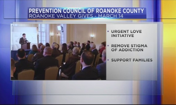 Roanoke Valley Gives Back: Prevention Council of Roanoke County