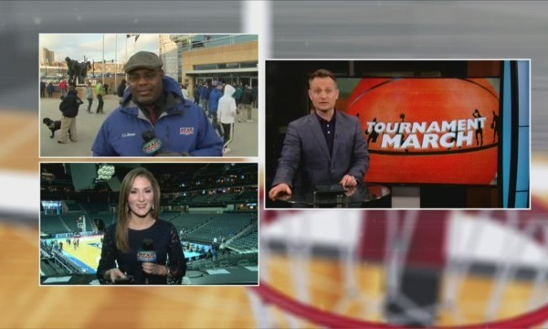 "WFXR Sports Special ""Tournament March"" Virginia Tech and UVA game previews"