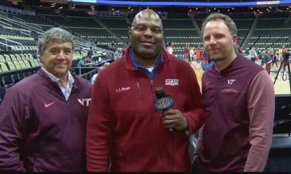 "WFXR Sports Special ""Tournament Talk"" with Jermaine Ferrell, Mike Burnop and Jon Laser"