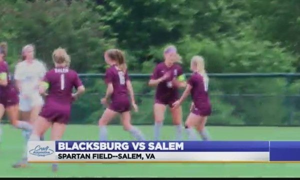 Salem girls soccer wins district championship