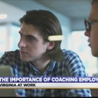 Virginia At Work: How coaching makes all the difference at work