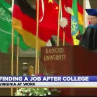 Virginia At Work: Landing a job after college