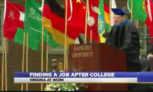 Virginia At Work: Landing a job after college