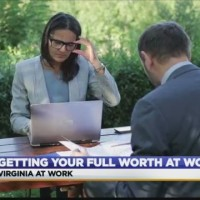 Virginia At Work: Getting your full worth at work