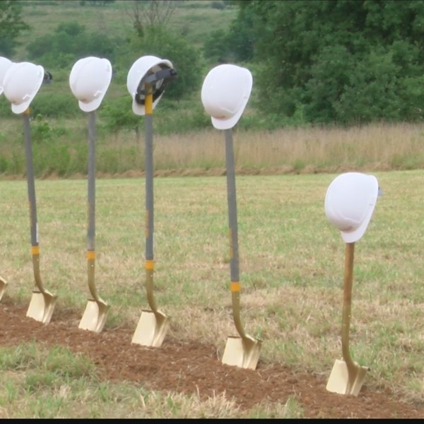 Pulaski county breaks ground on new middle school