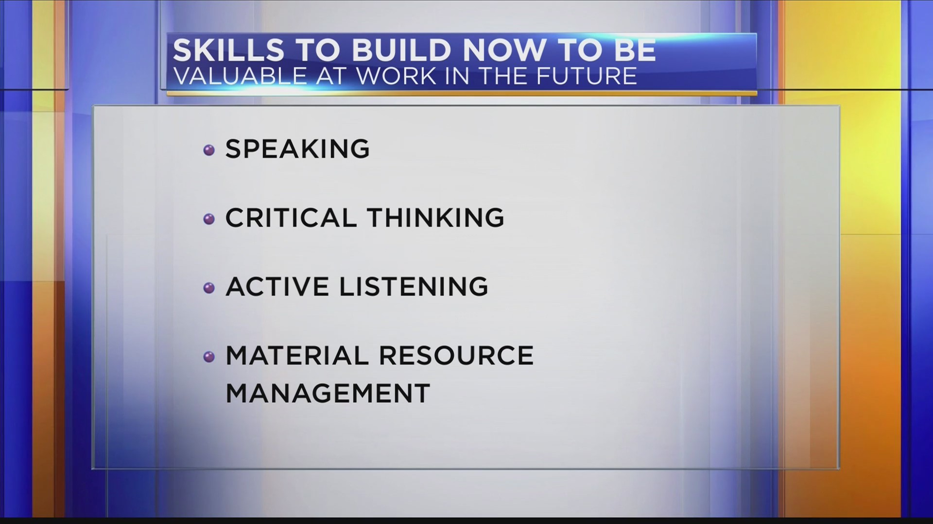 Virginia At Work: How to keep yourself marketable in the future