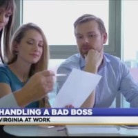 Virginia At Work: Signs of a bad boss