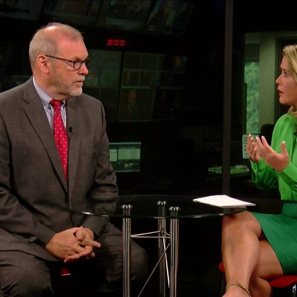 Good Day Virginia's Kathlynn Stone sits down with Congressman Morgan Griffith