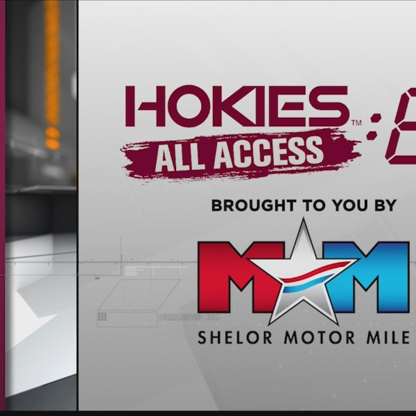 Hokies All Access Minute Saturday