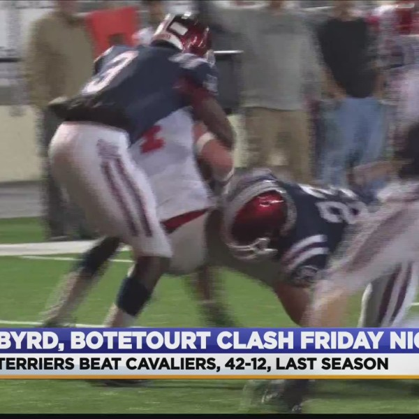 Byrd, Botetourt Set To Clash Friday Night