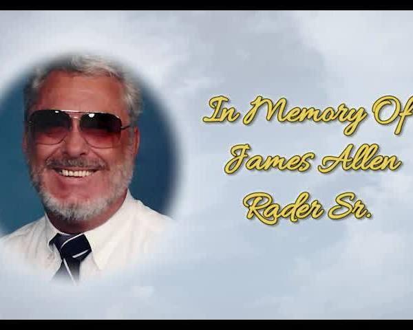 James Rader memorial