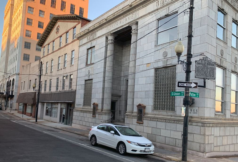 Boutique hotels coming to historic downtown Danville buildings