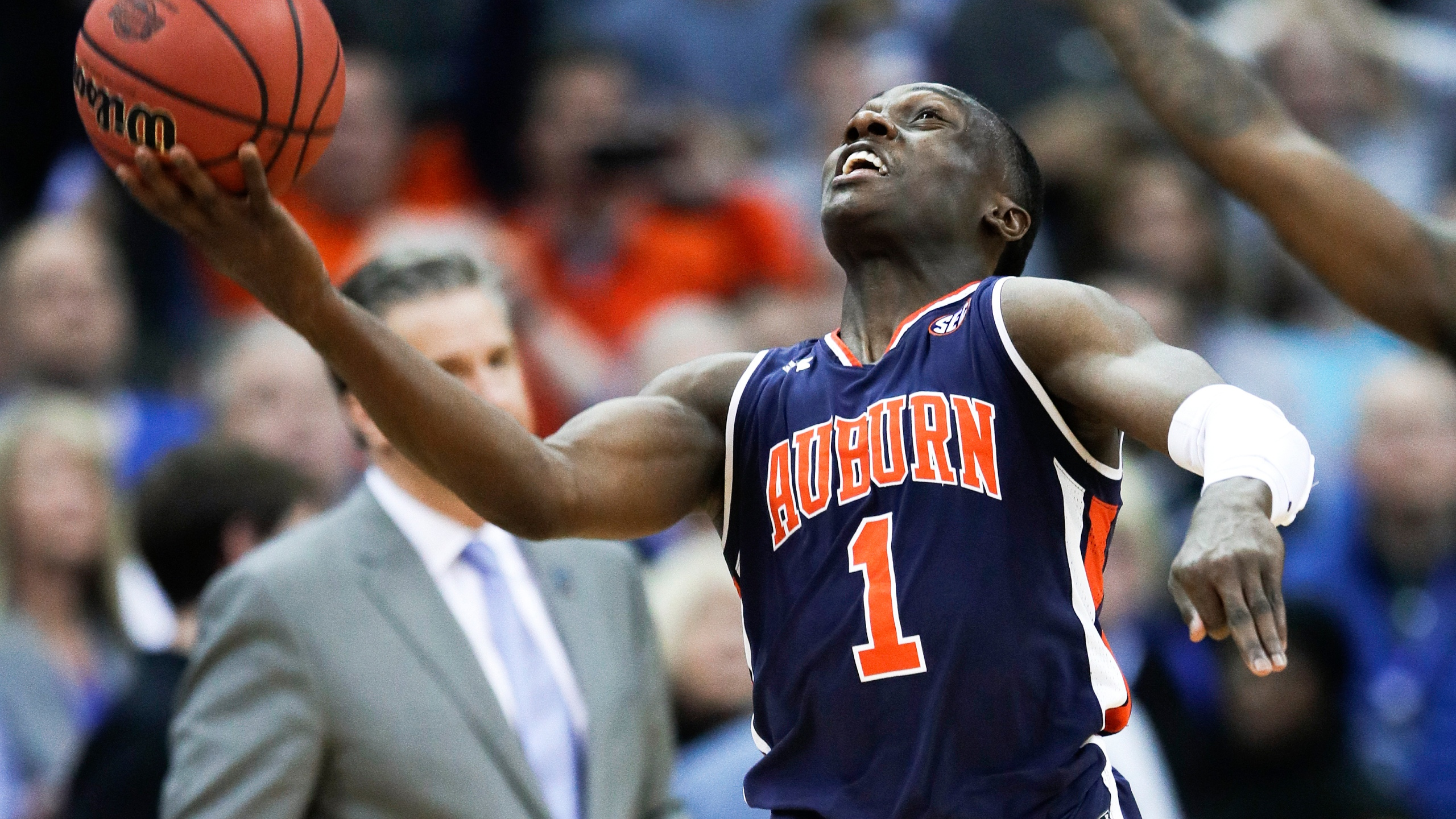 Undersized Jared Harper Point Man In Auburn S Final Four Run