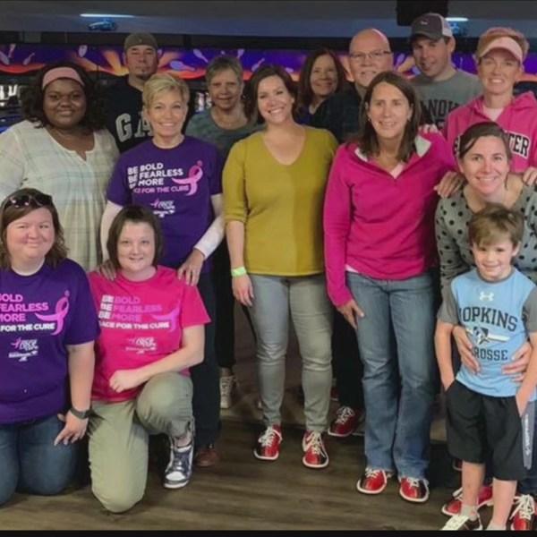 News For A Cure: Breanna Wyatt Breast Cancer Survivor Story