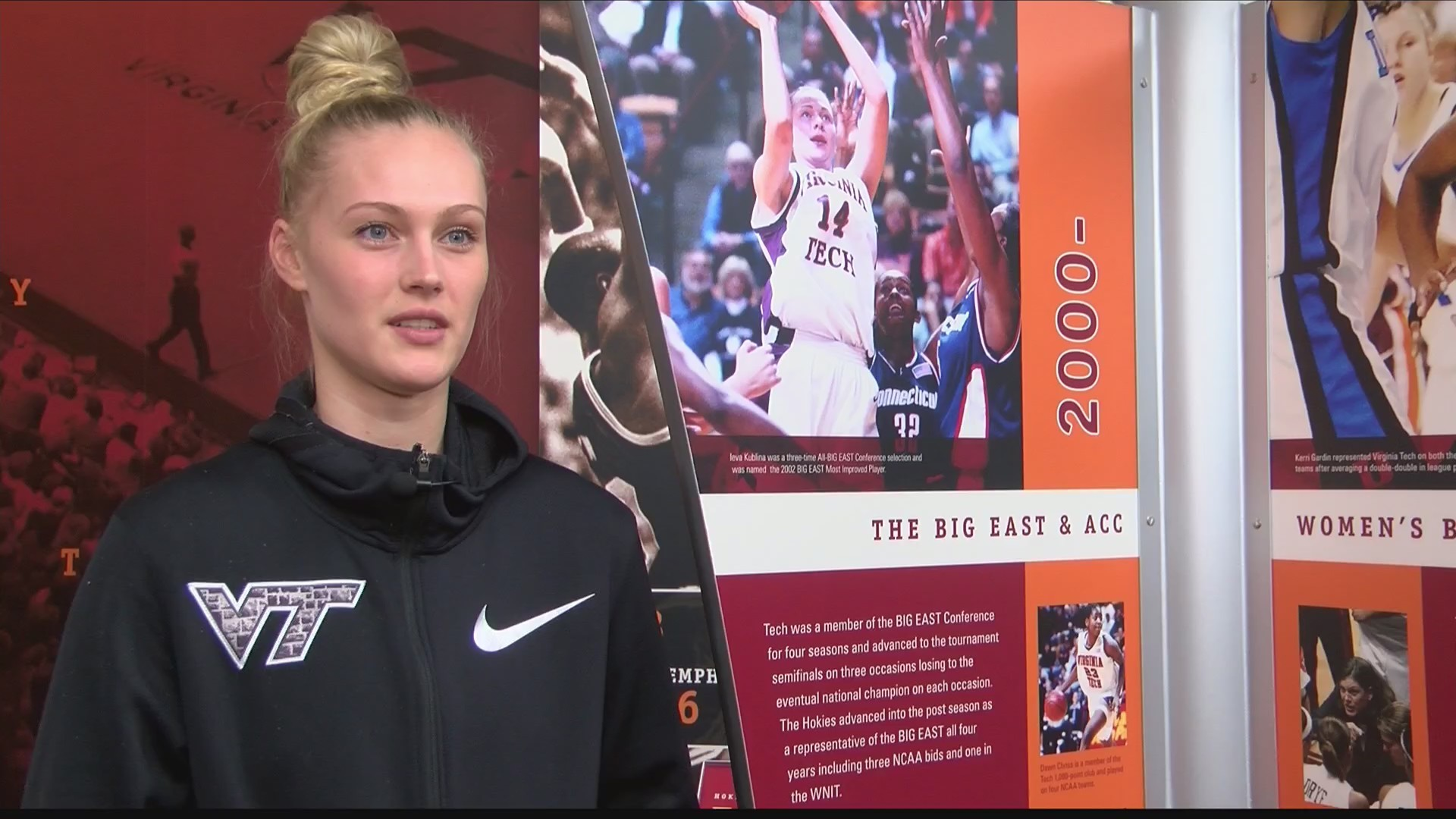 Regan Magarity: From VT to the WNBA