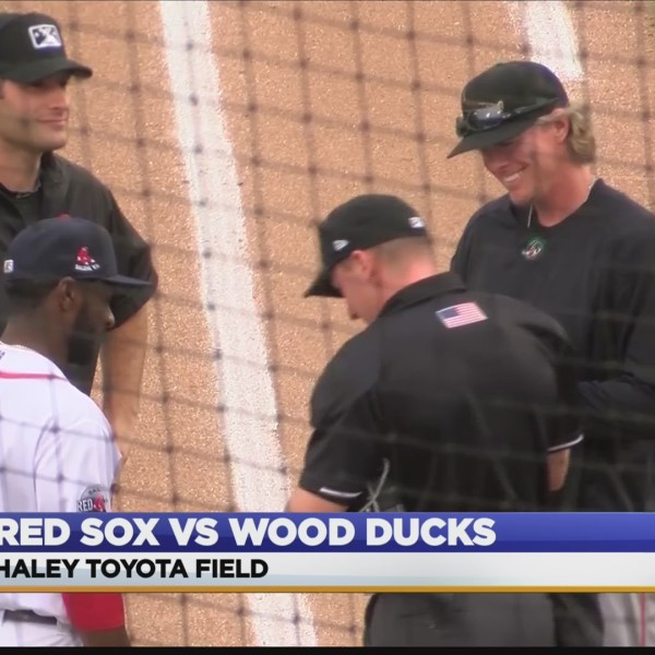 Salem Red Sox face the Down East Wood Ducks
