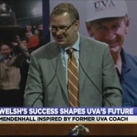Welsh's Success Shapes UVA's Future
