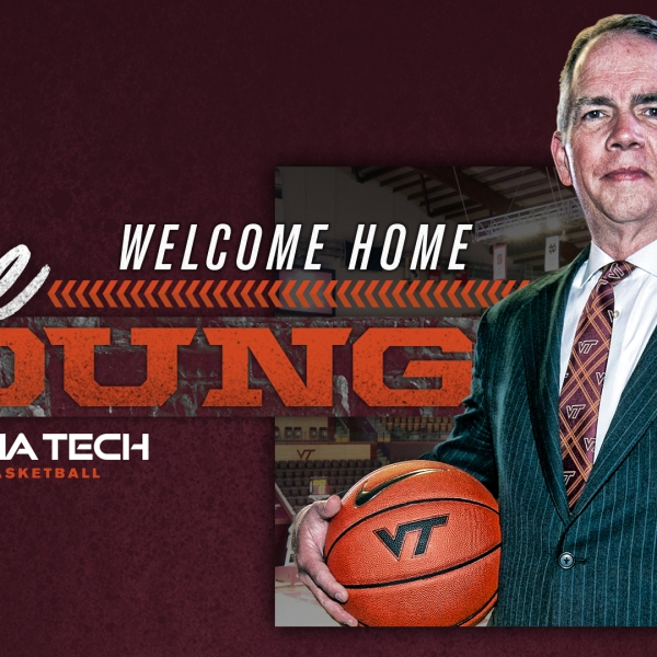 Hokies hire Mike Young