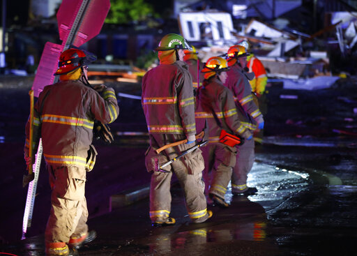 Monday, Oct. 28, is First Responders Day. It is an opportunity to recognize the men and women who respond in our times of need. (AP Photo/Sue Ogrocki)