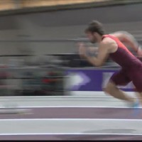 Beck Set To Cap Off Successful First Year At NCAAs