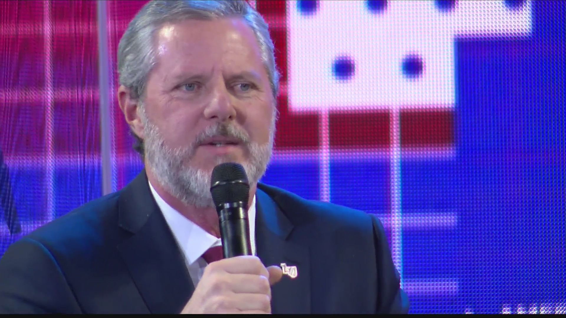 Falwell's involvement in national politics highlighted by alleged Cohen interaction