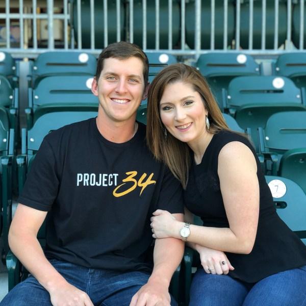 Samantha and Brandon Waddell