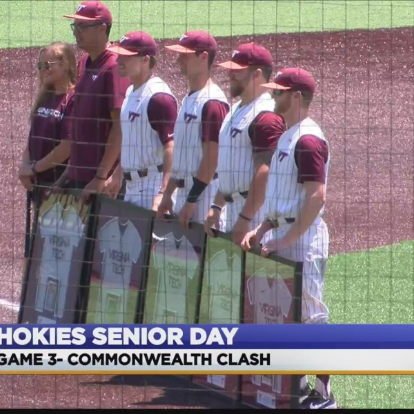 It was a great Game 3 for the Hokies