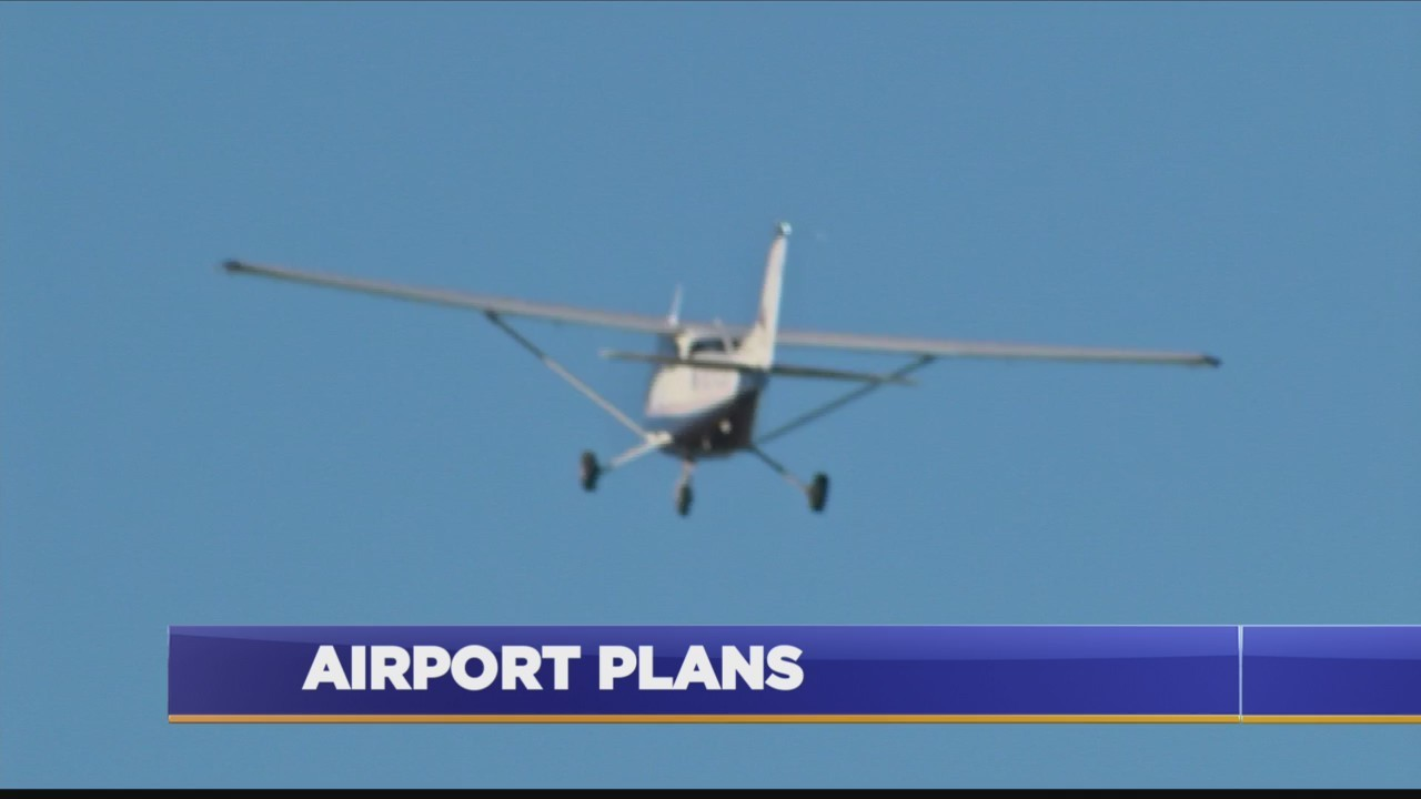 Neighbors waiting for answers about airport project