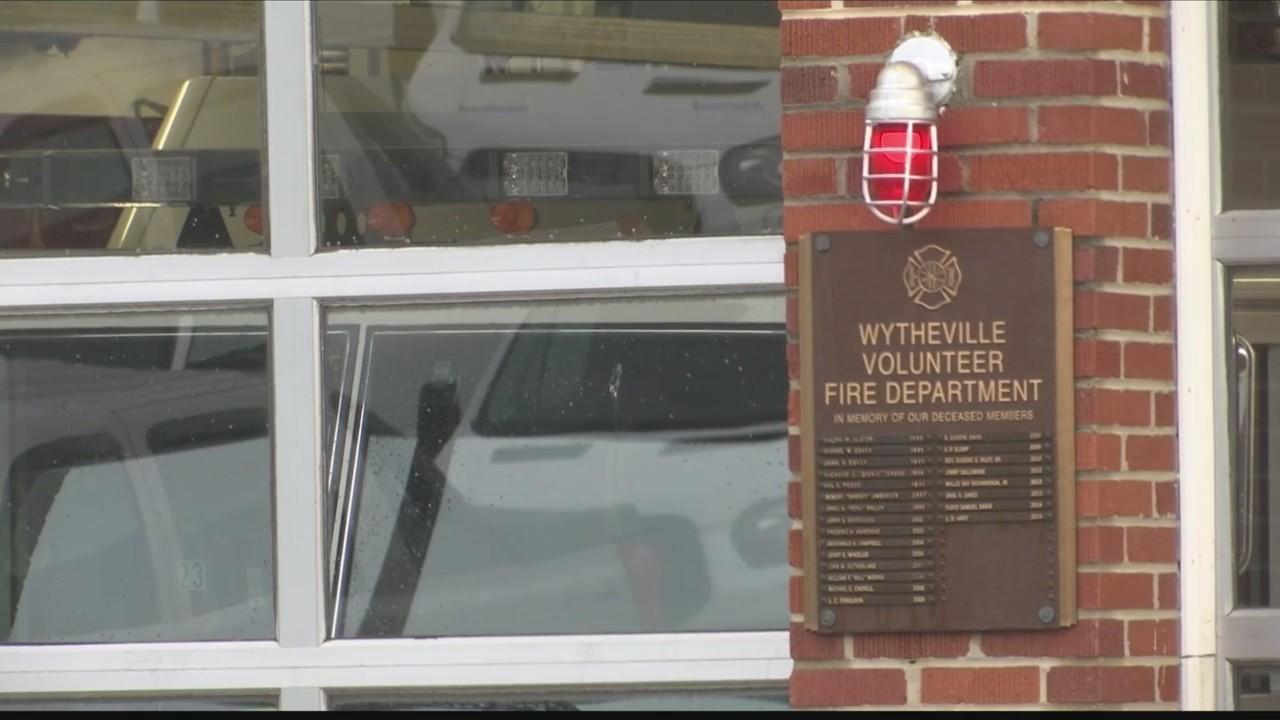 Wytheville Town Council disbands volunteer fire department