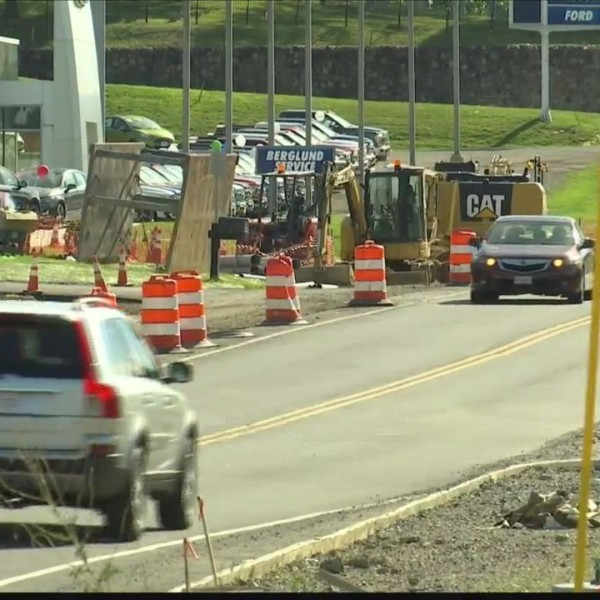 20 percent of work zone crashes are due to distracted drivers