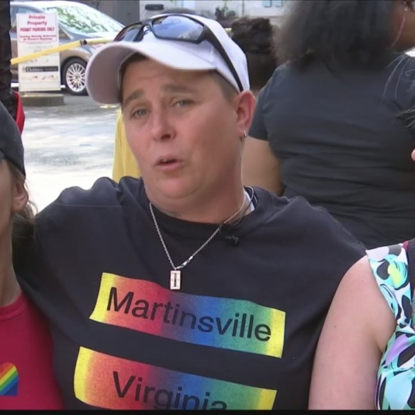 Martinsville holds first-annual Pride celebration
